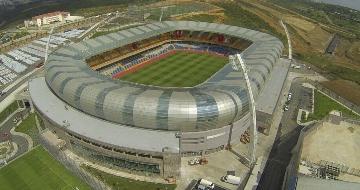 3. İstanbul Başakşehir Fatih Terim Stadı